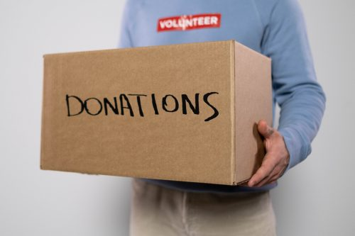 Donner donations