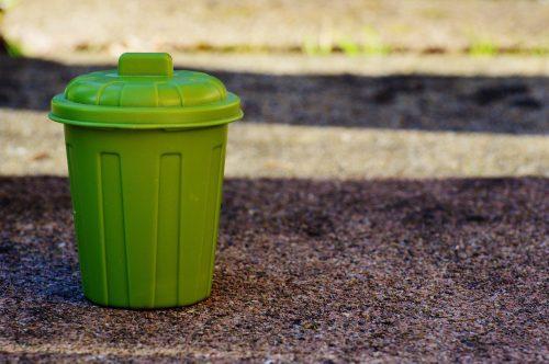 Poubelle réduire ses déchets